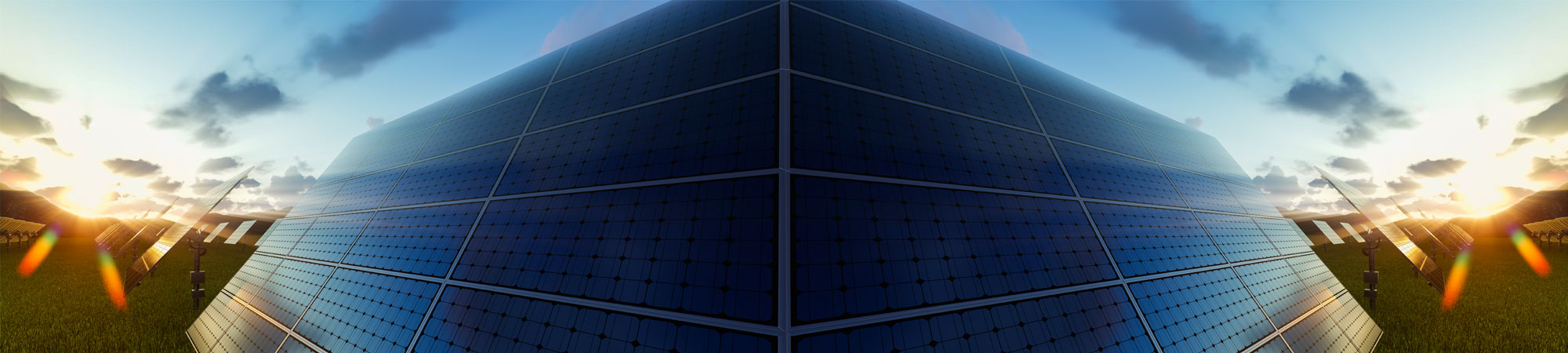 Photo of Solar Panel Farm