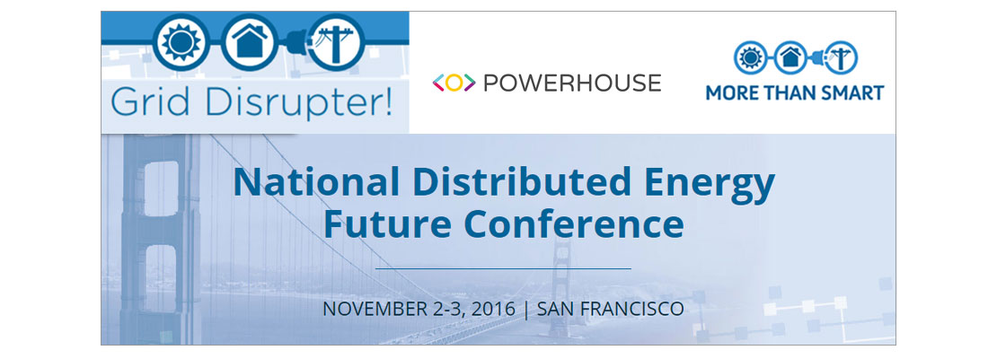 National Distributed Energy Future Conference