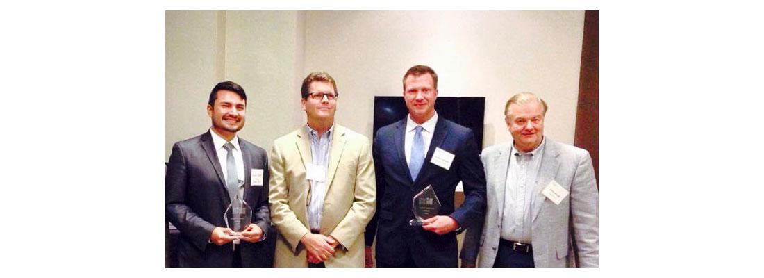 Photo of Clean Summit winners